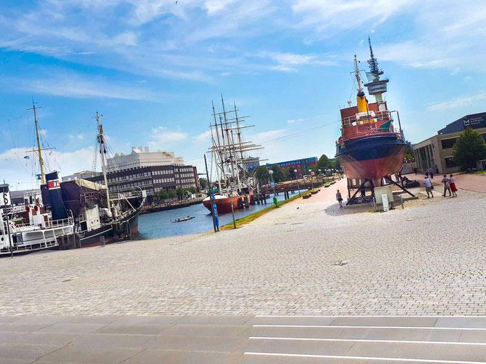 Bremerhaven Blogs, Bild: Andre Kleinhanns