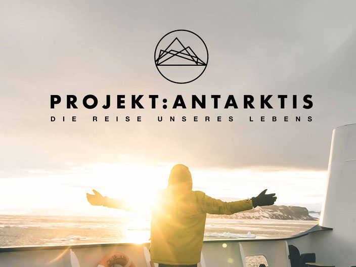 PROJEKT: ANTARKTIS ab jetzt kann der Film gekauft und gestreamt werden! Bild: Projekt: Antarktis
