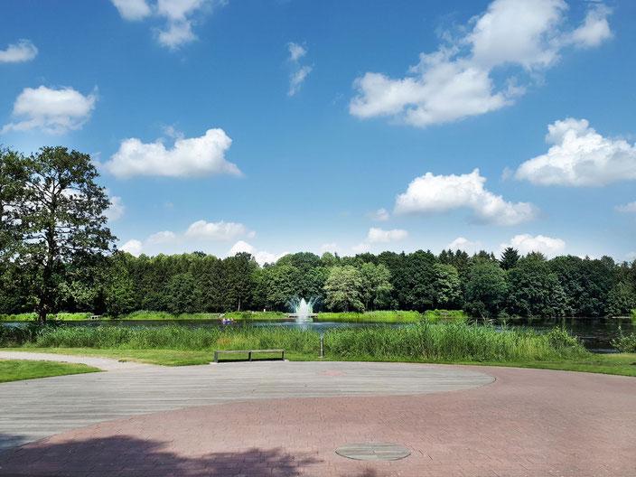 Speckenbütteler Park, Bild: Andre Kleinhanns