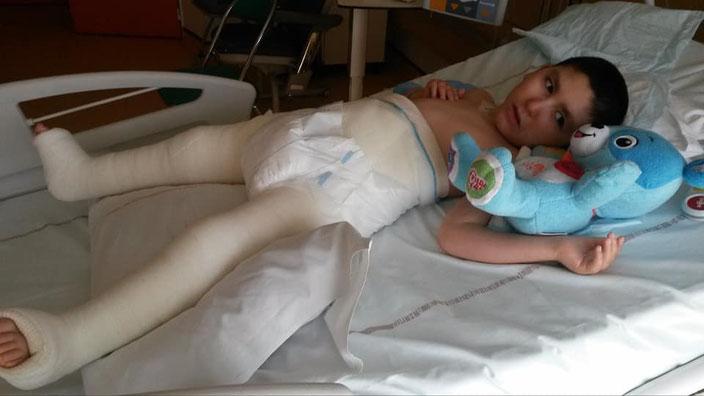 Hôpital Femme Mère Enfant à Bron