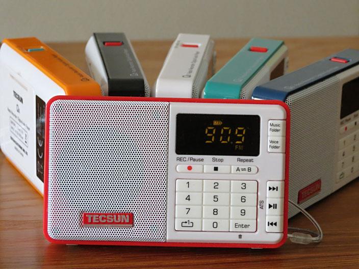 TECSUN Q3 Radio
