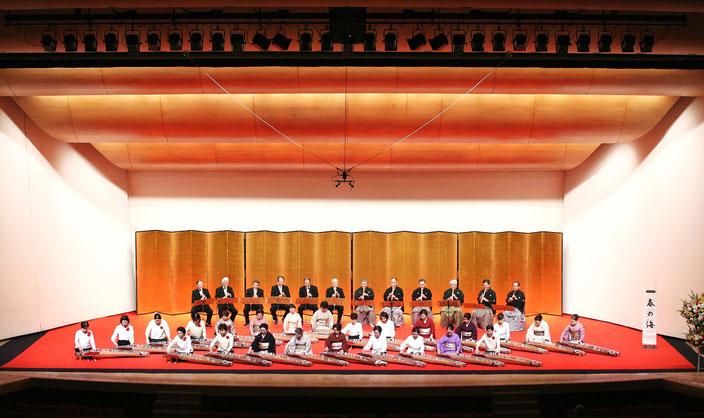 茨城県三曲協会,演奏会,茨城県,琴,尺八,三味線,伝統文化,伝統音楽
