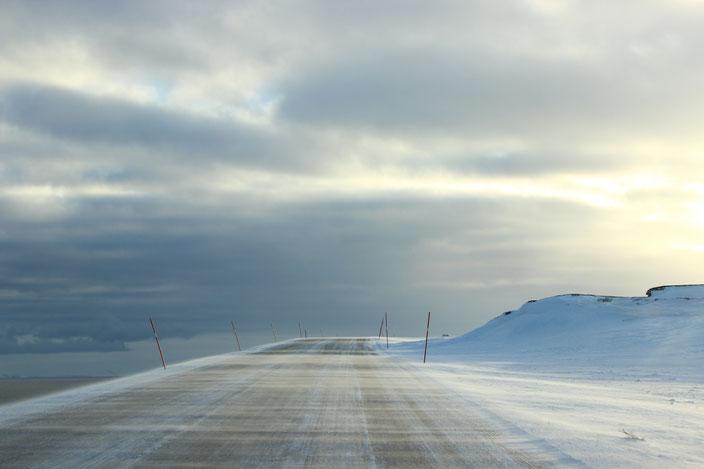 Nordkap - Landschaft!