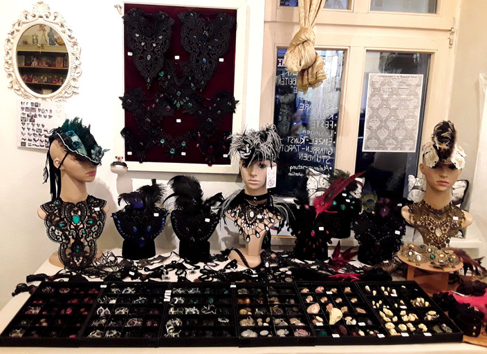 Fairytale Nightmare Pop up Store von Bloody Brilliants und Nebula Berlin