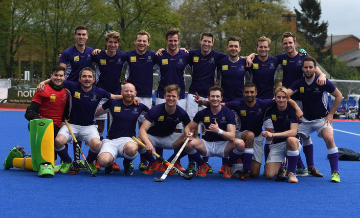 SEVENOAKS HOCKEY CLUB Team Men's 1