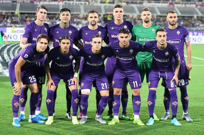 Fiorentina Team 2019 - 2020