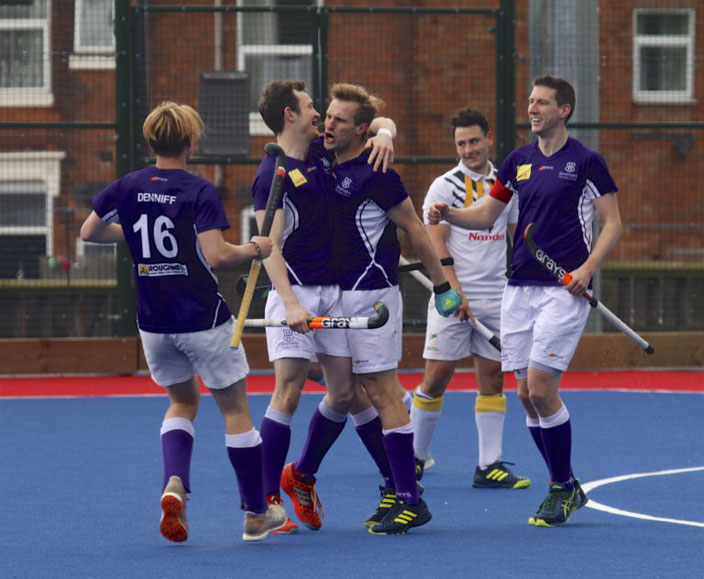 SEVENOAKS HOCKEY CLUB Team Men's1