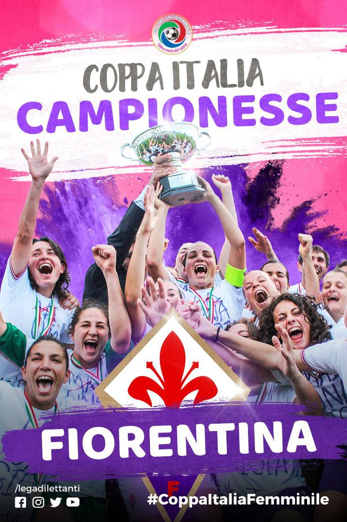 Fiorentina Women Coppa Italia 2018