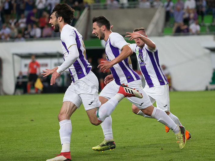 ÚJPEST FOOTBALL CLUB Players