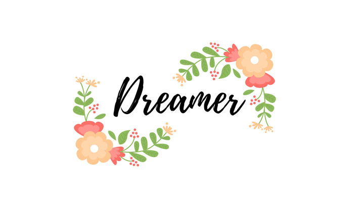 Desktop Wallpaper 1: Dreamer