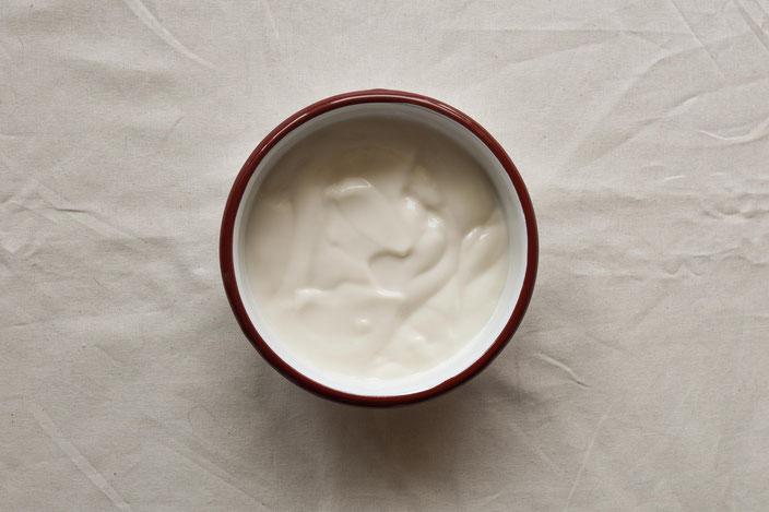 Vegan backen: Ersatz für Jogurt RiekesBlog