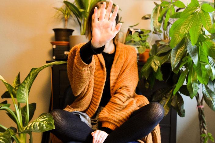 Ich schmiede Pläne. Über psychische Krankheiten. RiekesBlog
