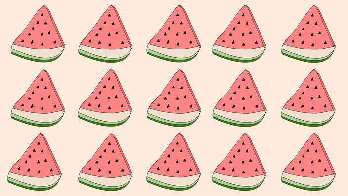 Desktop Wallpaper 3: Wassermelonen