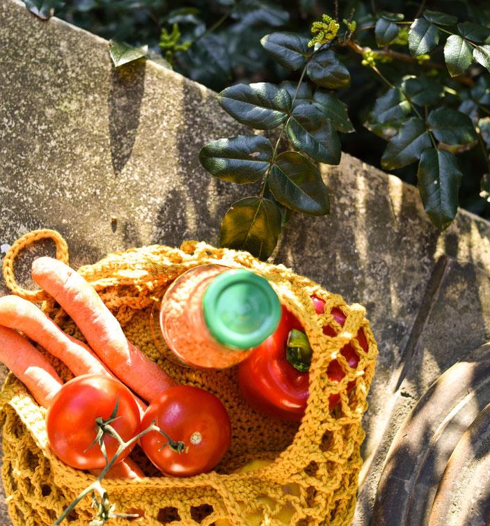 Plastikfreies Essen, plastikfrei einkaufen ohne Unverpackt-Laden RiekesBlog