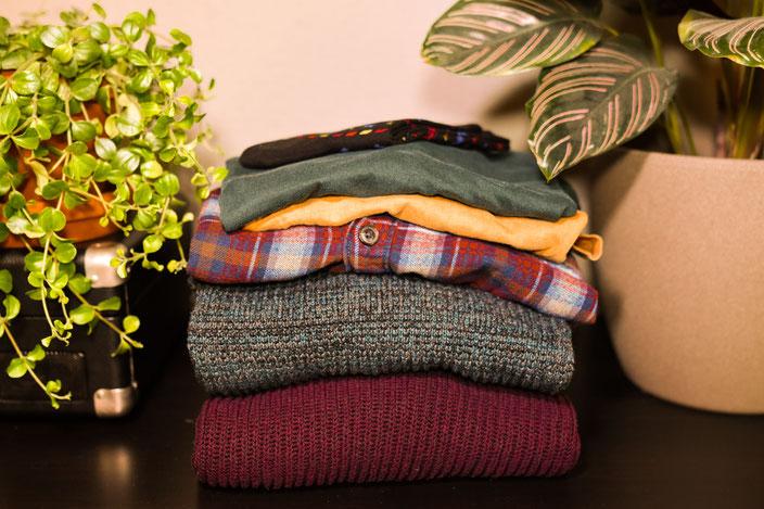 Titelbild: Fair Fashion ist zu teuer? — 5 faire online Kleidungsgeschäfte für das kleine Portemonnaie RiekesBlog