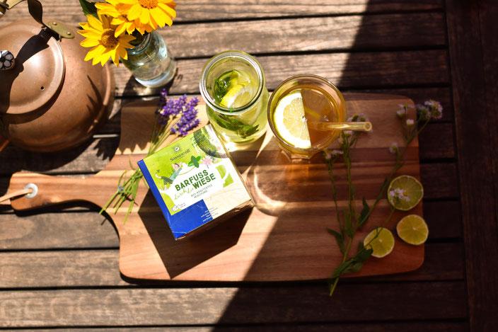 Titelbild: Einmal ohne Plastik bitte Plastikfreier Tee von SONNENTOR RiekesBlog