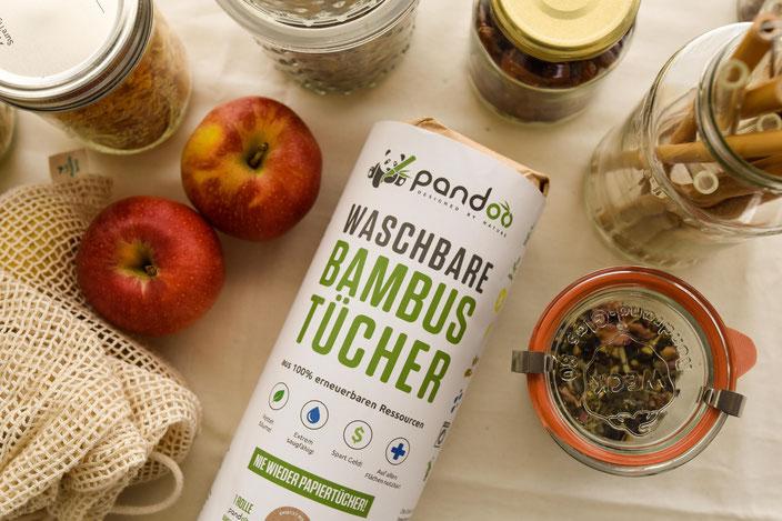 Titelbild: Weil jeder Schritt zählt — Für mehr Nachhaltigkeit in der Küche | Werbung