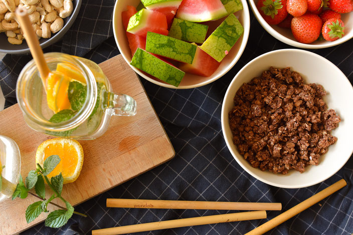 Diese nachhaltigen Küchenutensilien sind sowohl für deine Küche als auch für das nächste Picknick geeignet: Plastikfrei in der Küche Part 3 RiekesBlog