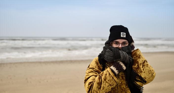 Strand in Dänemark