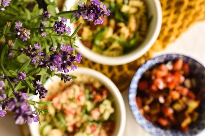Vegan grillen: Diese 3 Salate dürfen auf der nächsten Grillparty auf keinen Fall fehlen RiekesBlog