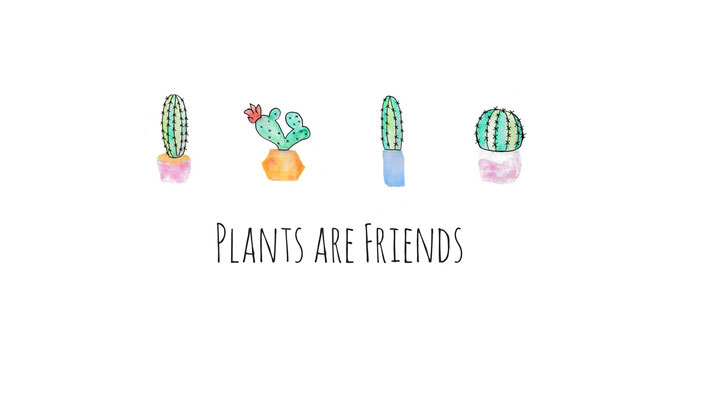 Design 2: Plants are friends