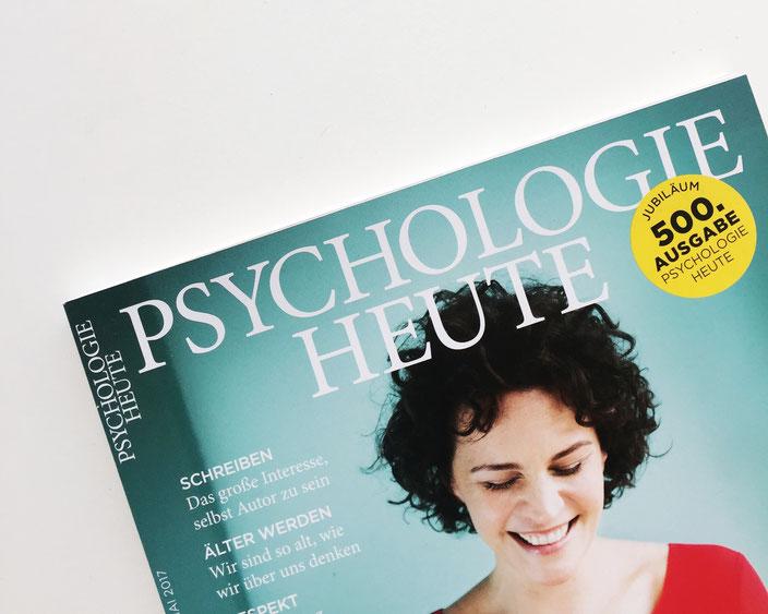 Zeitschrift: Psychologie Heute