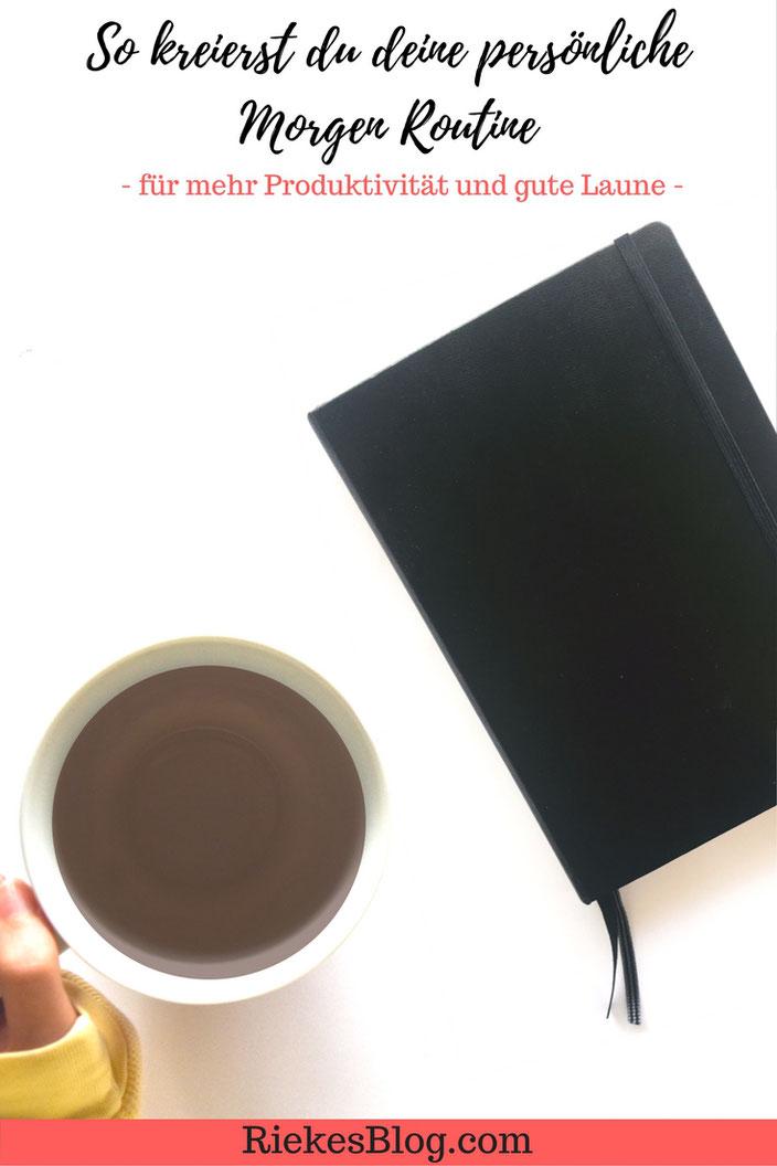 Postvorschau: Kreiere deine eigene Morgen Routine