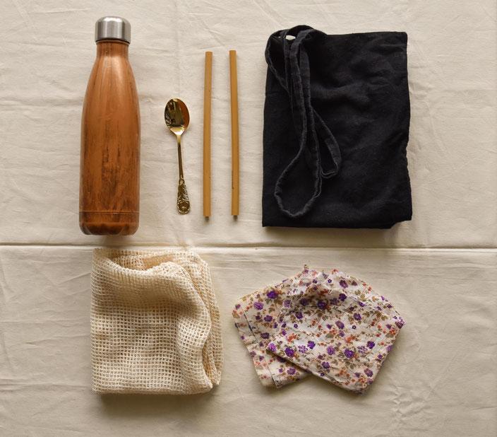Plastikfrei unterwegs: Diese 8 Tipps helfen dir Plastikmüll zu vermeiden auch wenn du (viel) unterwegs bist RiekesBlog