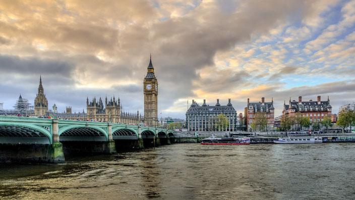 Sprach- & Kulturreise: England mit Jason