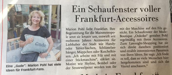 Journal Frankfurt 06/2018