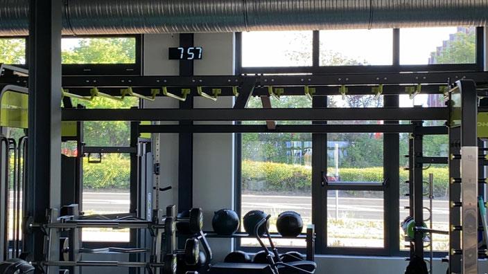 Aerobic Fitnessstudio Fit Aktiv Fit Aktiv Friedrichsdorf