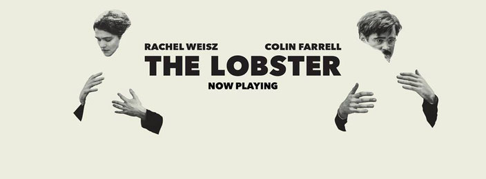 Colin Farrell and Rachel Weisz are brilliant in The Lobster