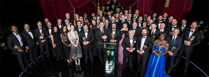 The BAFTA Winners