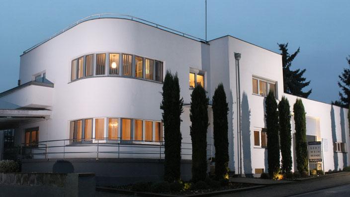 bauhaus Architektur Pfalz