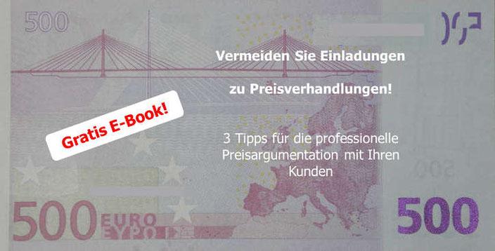 Sicherheit und Kompetenz bei der Preisverhandlung im Vertrieb: Tipps, für die professionelle Preisargumentation mit Ihren Kunden
