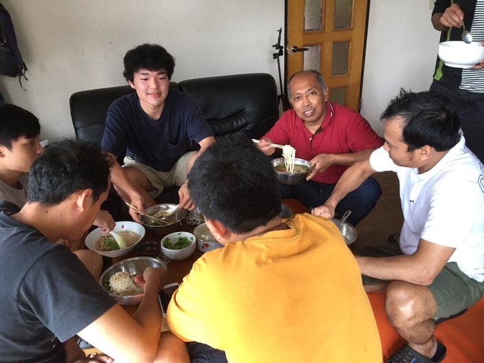 リンクトゥミャンマーの定住支援