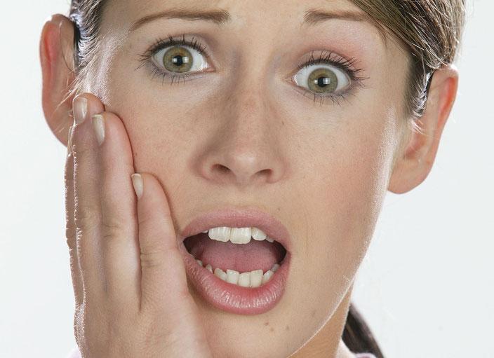 Schmerzen durch Karies zu vermeiden ist Ziel guter Prophylaxe