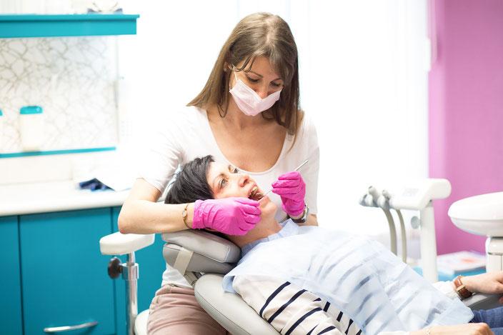 Mundhygiene - Zahnarzt-Ordination-Süss