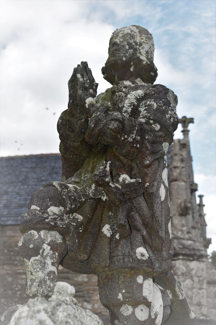 Saint Hubert- Cast-Porzay- Finistère-Bretagne-France
