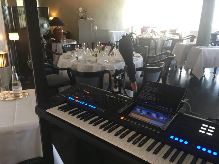 Dinnermusik für Darmstadt
