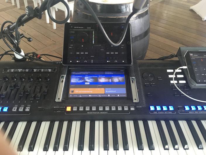 Unterhaltungsmusik Profi als Alleinunterhalter und DJ  für   Dillingen an der Donau
