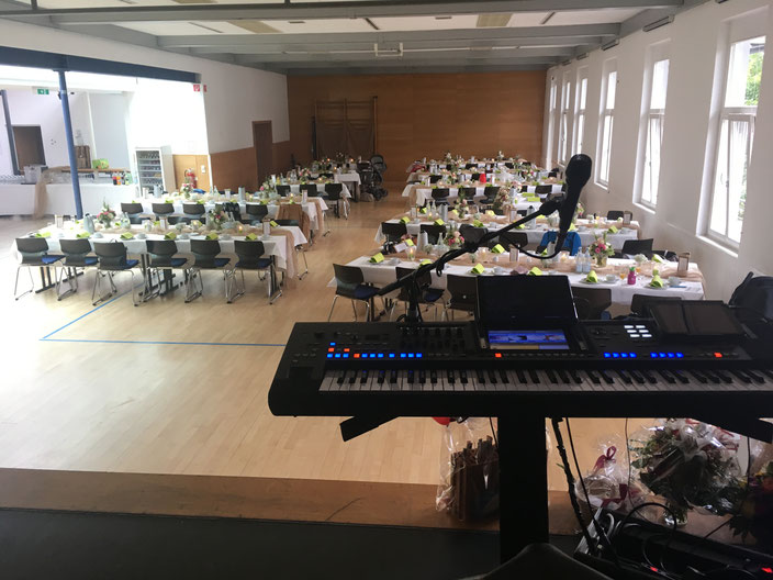Profi Hochzeitsmusik für Ansbach