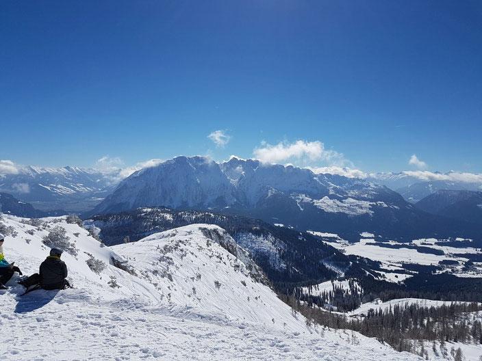 11. März 2017 - Skitag (Tauplitz)