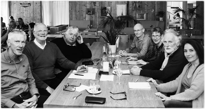 Medewerkers Turnhouts Wetenschapscafé