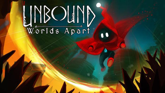 Key Art von Unbound: Worlds Apart von Alien Pixel Studios