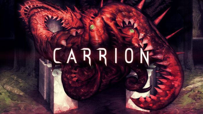 Carrion, Monster, Reverse Horror, Devolver Digital, Phobia Game Studio, Cris Velasco, Tentakel, Forschungsanlage, Tubifex, Bioprobe, Relith Science, Game Pass, Seattle, Polen, Warschau