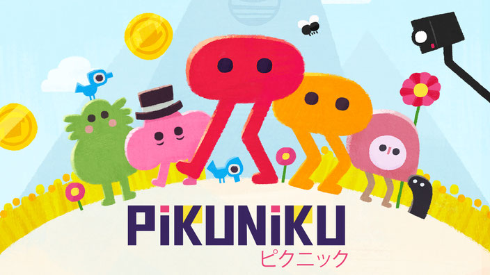 Pikuniku, Bestie, Devolver Digital, Sectordub, Switch, Exklusiv, Deep State, Sunshine Inc., Widerstand, PikDug, Piku, Niku, Münzen, Geld, Gratis, Mr. Sunshine, Hut, Gießhut, Röntgenbrille, Ernie, Wurm