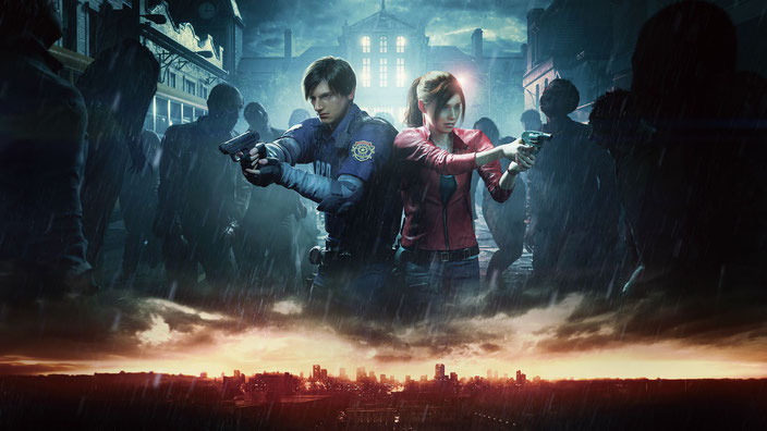 Resident Evil 2, Capcom, Leon S. Kennedy, Claire Redfield, Licker, Racoon City, T Virus, Umbrella, Corporation, Ada Wong, Mr. X, Waisenhaus, Polizeistation, S.T.A.R.S., Sherry, Ivy, Licker, Tyrant, Remake, RE Engine, Hunk, Tofu, RPD, Chris Redfield