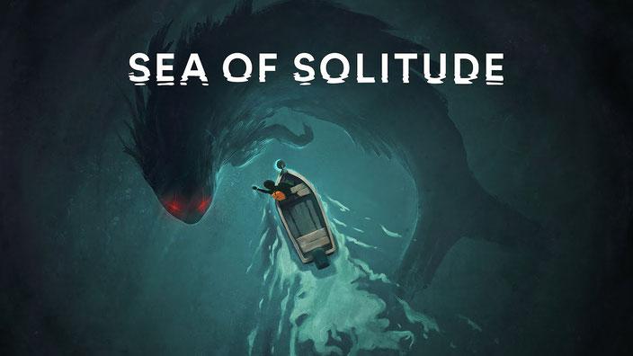 Sea of Solidute, Jo-Mei, EA, Electronic Arts, EA Originals, Unity, Kay, Cornelia Geppert, Berlin, Mental Health, Einsamkeit, Monster