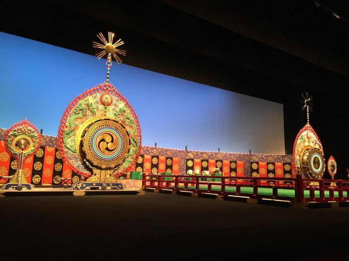 舞楽(ぶがく)公演01-本法寺-東京都文京区のお墓 永代供養墓 法要-